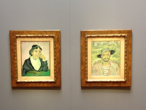 L'Arlesiana (Ritratto di M.me Ginoux) + Il Giardiniere | Vincent Van Gogh
